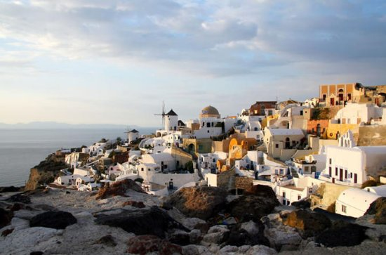 Santorini lokale private Tour für ...