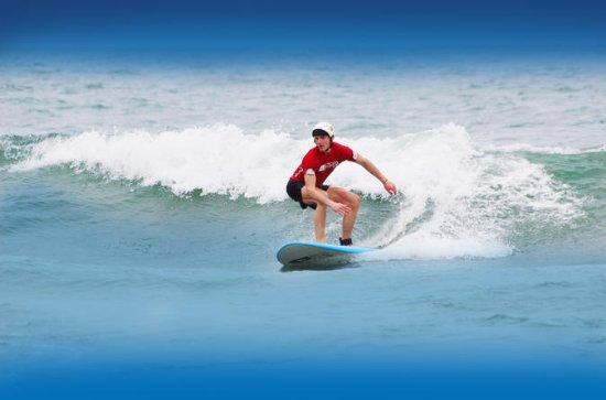 Surfing Level 2 Reef Surfer