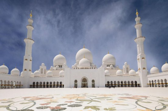 Abu Dhabi Full-Day City Highlights Tour with Yas Island