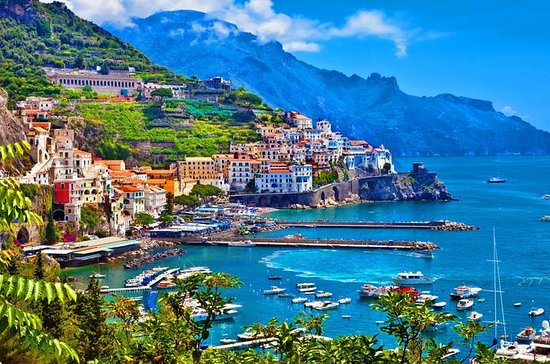 Private Tour of the Amalfi Coast from...