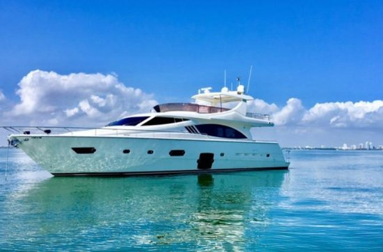 75' Ferretti Motor Yacht Rental in...