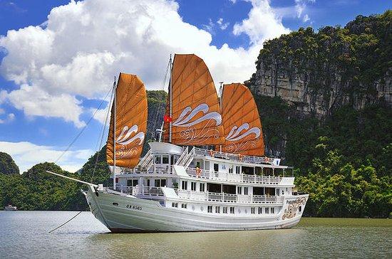 Overnattet Cruise med Paradise Peak...