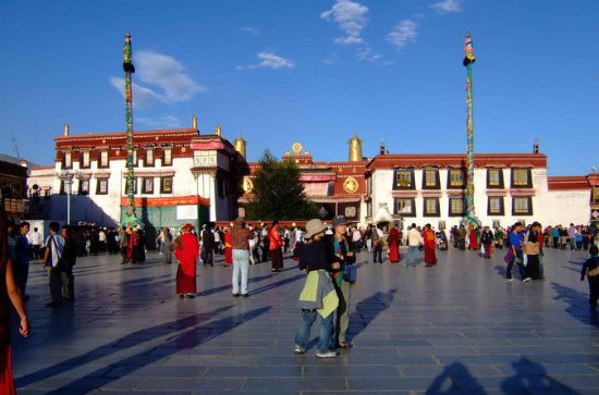 6 Days Mystical Tours Lhasa- Gyantse...
