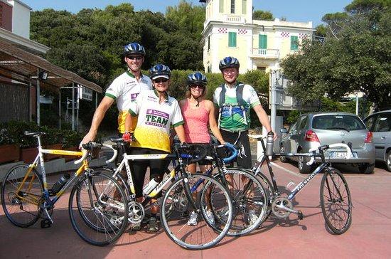 Excursion à vélo depuis Pise jusqu'à...