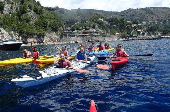 Viaje en kayak desde la marina del...