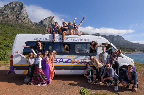 One-Way Hop-on Hop-off Bus from Cape ...