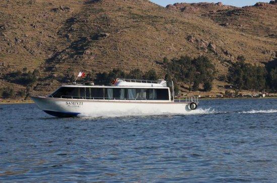 Cultuurtour eiland Taquile met snelle ...