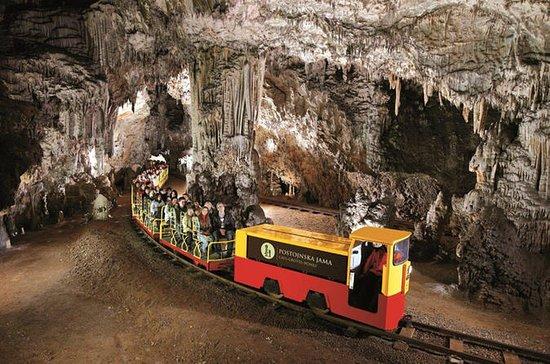 Postojna Cave and Predjama Castle Day Trip from Rijeka