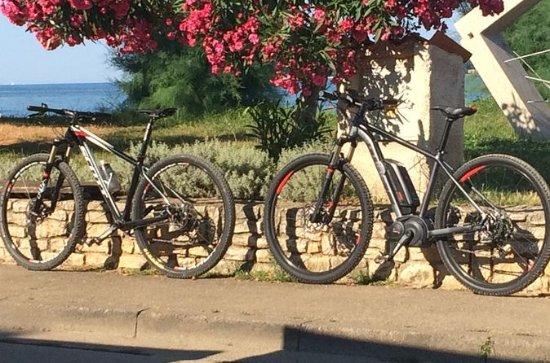 Visite privée: expérience de vélo...