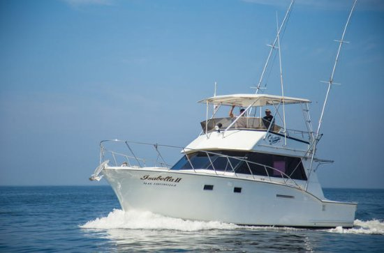 Private Tour: Fishing Trip Aboard the...