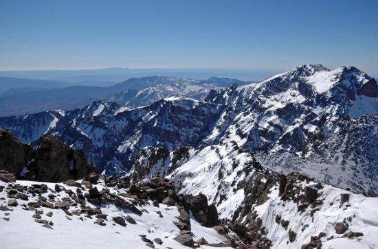 Hiver Toubkal Ascent