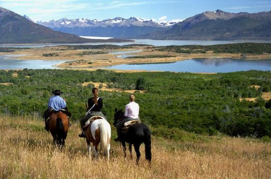 Nibepo Aike Ranch with Horseback...