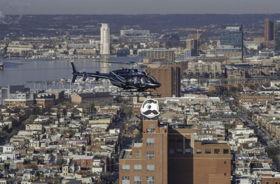 Baltimore Helicopter Sightseeing Tour...