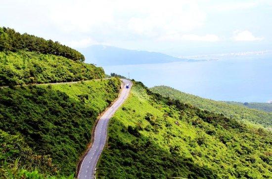 Hai Van Pass tunnel to Da Nang tour