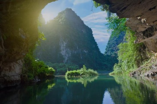 One day Phong Nha Caves including...