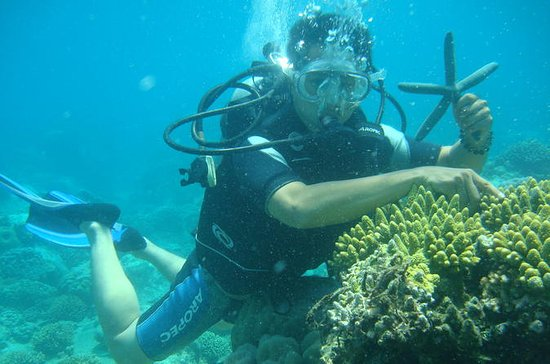 Nha Trang fishing and snorkeling tour...