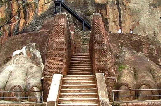 Colombo to Dambulla Sigiriya 02 Days...