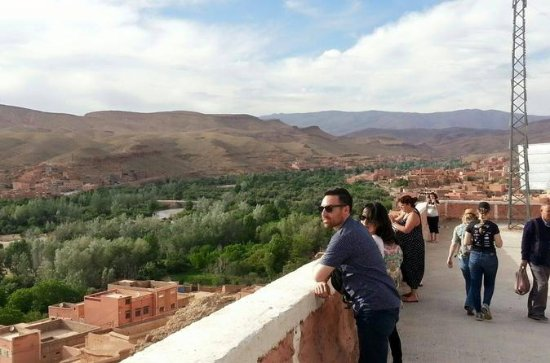 4 Day Marrakech Desert Tour to Fez