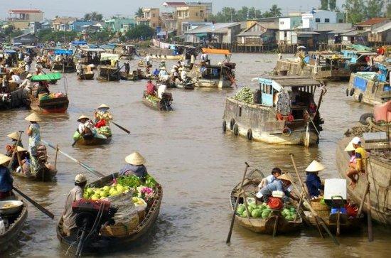 Crociera sul fiume Mekong PhnomPenh