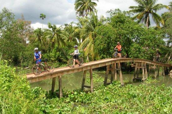 Beste Mekong-Delta-Radtour