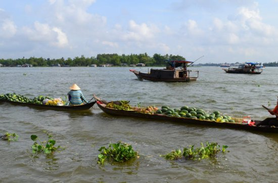 Mekong River Cruise CanTho ChauDoc...