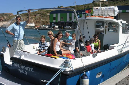 Reef Fishing Albufeira Private Hire