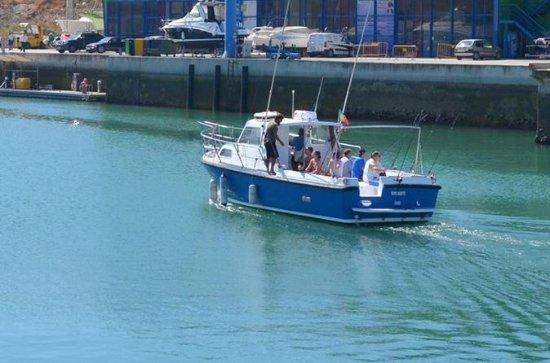 サメ釣りアルブフェイラ