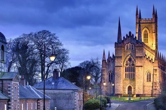 Tour Downpatrick - the Home of...