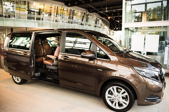 Geneva Airport to Verbier Private Transfer