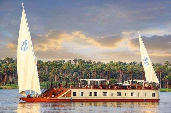 El Dahabieh Cruise Luxury Tour