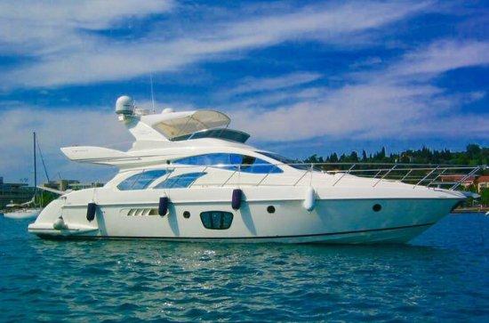 Yachtparty in Rosario Islands und Baru