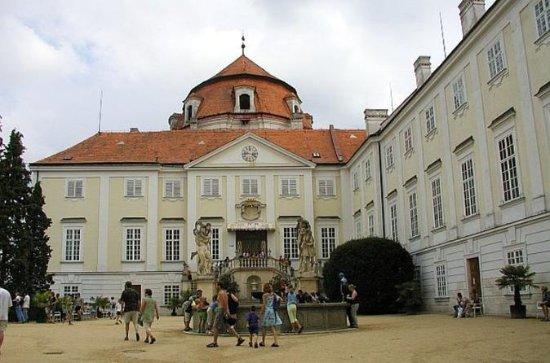 3 jours de voyage de Prague à Moravie...