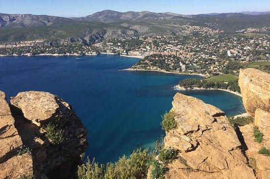 Excursion privée au Castellet Cassis...