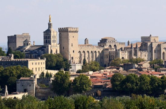 Excursion privée à Marseille Avignon...