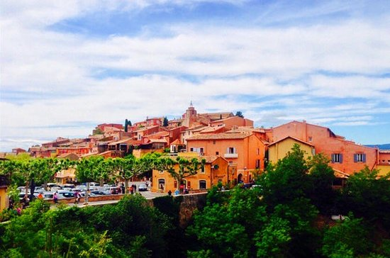 PRIVATE Full Day Luberon Villages...