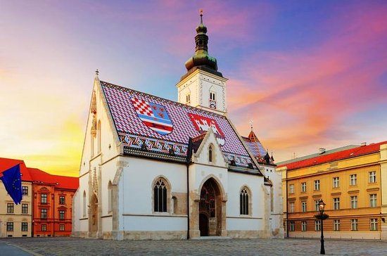 Zrce beach to Zagreb with a guided tour...