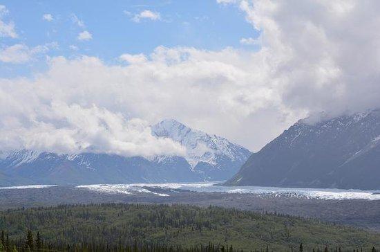 マタヌスカ氷河プライベートツアー