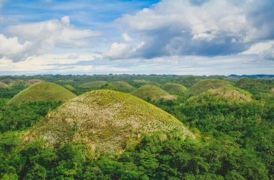 Jour Balançoire à Bohol