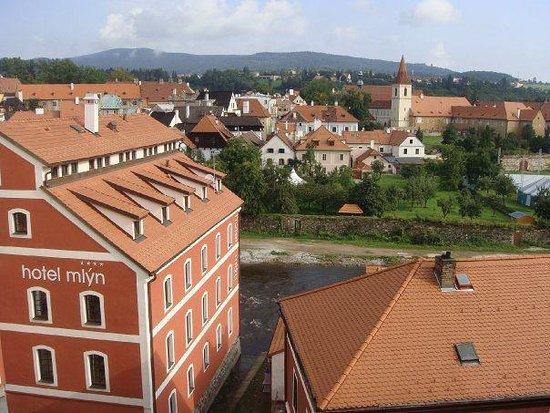 Hotel Mlyn, Český Krumlov