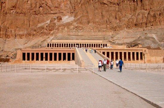 Luxor Day Tour från Safaga Port