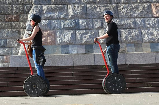 Legal Prague Segway Tour around Sacre...