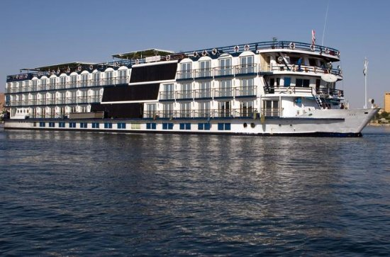 Four Nights Nile Cruise from Luxor to...
