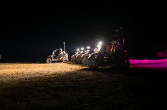 Buggy Night Adventure from Santa Maria