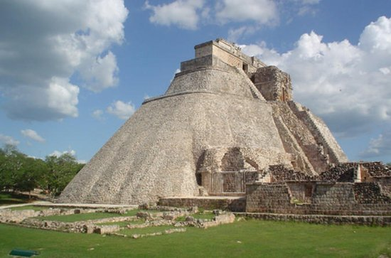 Private Tour to Uxmal and cenote with...