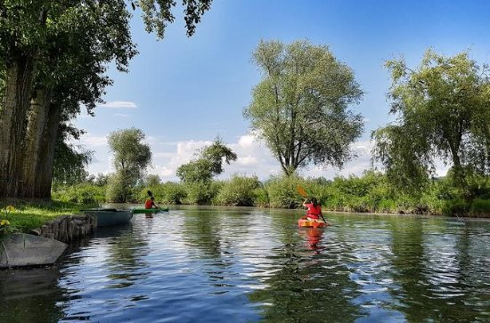 Zagreb Urban Kayaking Tour