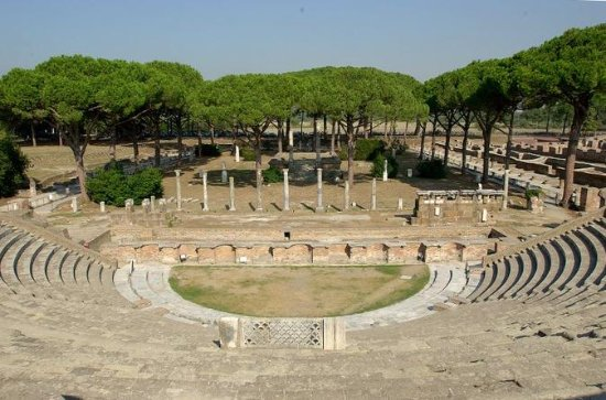 Excursions Civitavecchia to Ancient...
