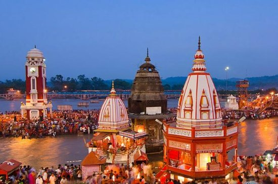 Day trip to Haridwar and Rishikesh