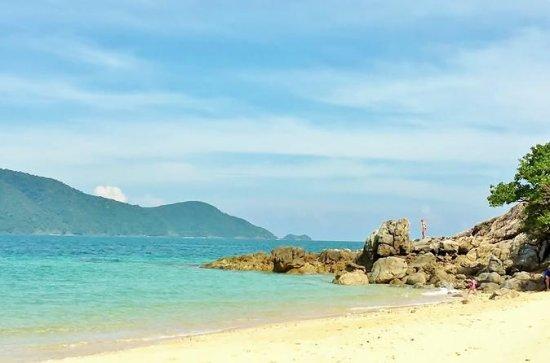 Private Full Day Secret Beach Island