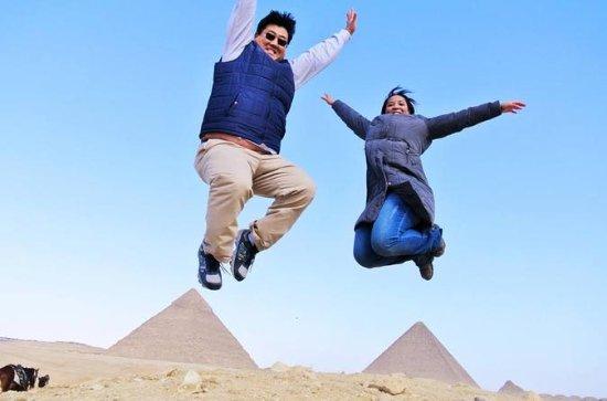 3 tours privados de un día en Cairo y...
