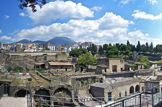 HERCULANEUM DAY TRIP FROM ROME WITH...